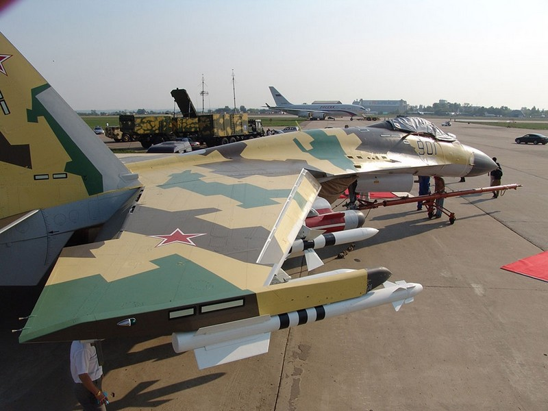 Egyptian Air Force (EAF) - Page 21 SU35-008