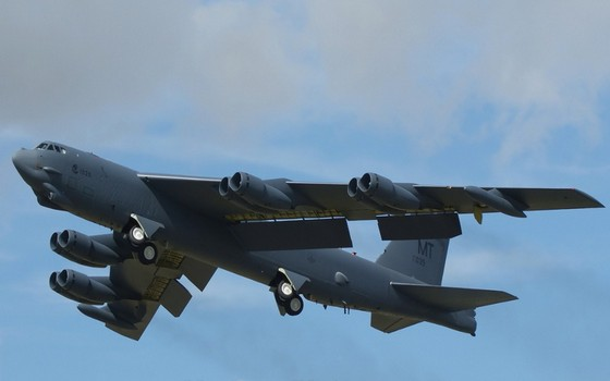B52 Stratofortress - Machtres Fighters